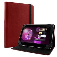 "PURO Universal Booklet Tablet Case - Etui tablet 10.1"" (czerwony)"