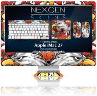 "Nexgen Skins - Zestaw skórek na obudowę z efektem 3D iMac 27"" (Iron Eagle 3D)"
