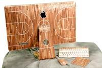 "Nexgen Skins - Zestaw skórek na obudowę z efektem 3D iMac 27"" (Hardwood Classic 3D)"