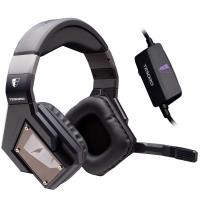 Tesoro Kuven Devil A1 - Słuchawki dla graczy virtual 7.1 surround z mikrofonem (czarne)