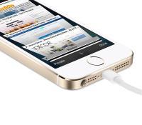 PURO Kabel połączeniowy USB Apple złącze Lightning MFi 2m (biały)