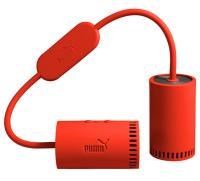 Puma Soundchuck - Głośnik bezprzewodowy Bluetooth stereo z mikrofonem (czerwony)