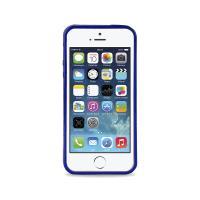 JUST CAVALLI Leopard Peacock Cover - Etui iPhone SE / iPhone 5s / iPhone 5 (niebieski)