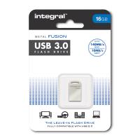 Integral pendrive USB 16 GB Fusion USB 3.0 Read speed up to 140 MB/s