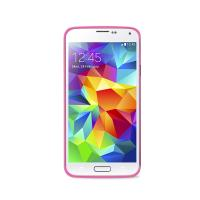 "PURO Ultra Slim ""0.3"" Cover - Zestaw etui + folia na ekran Samsung Galaxy Alpha (różowy)"