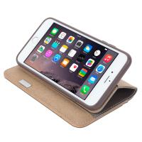 Moshi Overture - Etui iPhone 6s Plus / iPhone 6 Plus (Titanium)