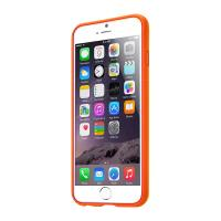 Laut HUEX - Etui iPhone 6s Plus / iPhone 6 Plus z 2 foliami na ekran w zestawie (pomarańczowy)
