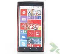 Geffy - Etui Nokia Lumia 1520 TPU solid color black