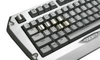 Tesoro Aluminium Keycaps K3 - Aluminiowe klawisze do klawiatur mechanicznych (7 sztuk)