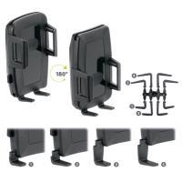 iGrip Universal Mini Flexer Kit - Uniwersalny uchwyt samochodowy do smartfonów o szer. 44 - 84 mm