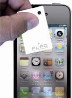 PURO Folia przód + tył Apple iPhone 4S / iPhone 4