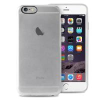 PURO Plasma Cover - Etui iPhone 6s Plus / iPhone 6 Plus (przezroczysty)