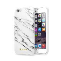 Laut HUEX ELEMENTS - Etui iPhone 6s / iPhone 6 z 2 foliami na ekran w zestawie (biały)