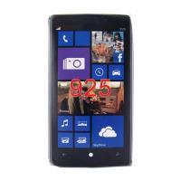 Geffy - Etui Nokia Lumia 925 TPU mat clear