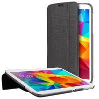 """PURO Zeta Slim ICE - Etui Samsung Galaxy Tab 4 7"""" w/Stand up (popielaty)"""