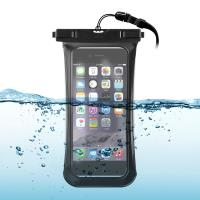 """PURO Nieprzemakalne etui smartphone/phablet max. 5.1"""" (czarny)"""