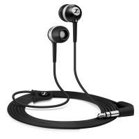 Sennheiser CX 300-II Precision Black - Słuchawki dokanałowe (czarny)