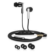 Sennheiser CX 5.00i Black - Zestaw słuchawkowy MFi (czarny)