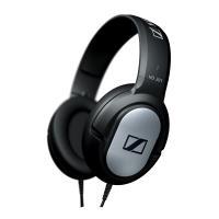 Sennheiser HD 201 - Zamknięte dynamiczne słuchawki stereofoniczne (czarny)