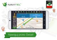 Navitel Navigator - System nawigacji GPS i mapa cyfrowa Polski (Android/Windows/Blackberry)
