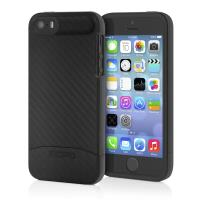 Incipio EDGE CF Case - Etui iPhone SE / iPhone 5s / iPhone 5 (czarny)