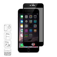 Moshi iVisor Glass Privacy - Szkło ochronne IonGlass na ekran do iPhone 6s Plus / iPhone 6 Plus (czarny)