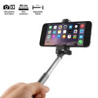"""SMARTLINE Pocket Selfie Stick smartfon/phablet max. 6.3"""" (srebrny)"""