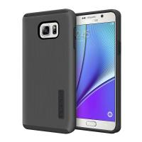 Incipio DualPro SHINE Case - Etui Samsung Galaxy Note 5 (Gunmetal)