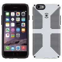 Speck CandyShell Grip - Etui iPhone 6s / iPhone 6 (White/Black) zastępuje SPK-A3051
