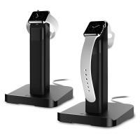 Griffin WatchStand - Stacja dokująca do Apple Watch (czarny)