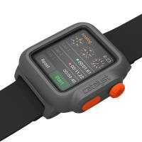 Catalyst Waterproof Case - Etui wodoszczelne + pasek Apple Watch 42mm (Rescue Ranger)
