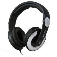 Sennheiser HD 205 II - Zamknięte dynamiczne słuchawki stereofoniczne (czarny)