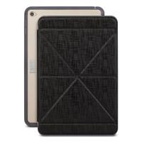 Moshi VersaCover - Etui origami iPad mini 4 (Metro Black)