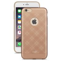Moshi iGlaze Tartan - Etui iPhone 6s Plus / iPhone 6 Plus (Tartan Rose)