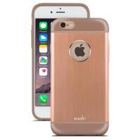 Moshi iGlaze Armour - Etui aluminiowe iPhone 6s / iPhone 6 (Sunset Copper)