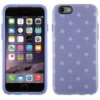 Speck CandyShell Inked - Etui iPhone 6s / iPhone 6 (Stripe Polka Heather/Wisteria Purple)