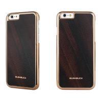 BUSHBUCK BARONAGE Special Edition - Etui skórzane do iPhone 6s / iPhone 6 (brązowy)