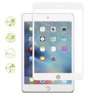 Moshi iVisor AG - Matowa folia ochronna iPad mini 4 (biała ramka)
