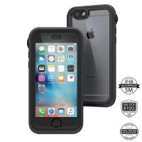 Catalyst Waterproof Case - Etui wodoszczelne + smyczka iPhone 6s / iPhone 6 (Black & Space Grey)