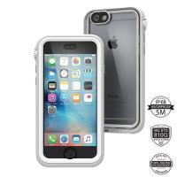 Catalyst Waterproof Case - Etui wodoszczelne + smyczka iPhone 6s Plus / iPhone 6 Plus (Mist Gray)