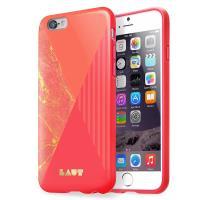 Laut HUEX POP - Etui iPhone 6s / iPhone 6 z 2 foliami na ekran w zestawie (czerwony)