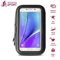 "PURO Bike Case W/ Bike Holder - Uniwersalne etui i uchwyt rowerowy max 5.7"""