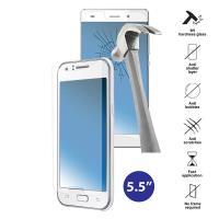 "PURO Szkło ochronne hartowane na ekran smartfon 5.3"" - 5.5"""