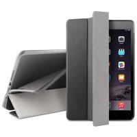 PURO Zeta Slim Plasma - Etui iPad mini 4 Retina z funkcją usypiania/wybudzania (czarny)