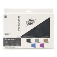 """Tucano Nido Hard Shell - Obudowa MacBook 12"""" (czarny)"""