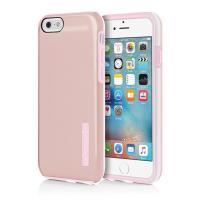 Incipio DualPro SHINE Case - Etui iPhone 6s / iPhone 6 (Light Rose Gold)