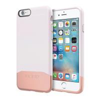 Incipio EDGE Chrome Case - Etui iPhone 6s / iPhone 6 (Iridescent White/Rose Gold)