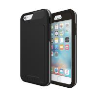 Incipio [Performance] Series Level 5 - Etui pancerne iPhone 6s / iPhone 6 (Black/Gray)