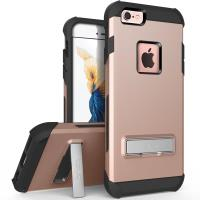 Obliq Skyline Advance - Etui z podstawką iPhone 6s / iPhone 6 (Rose Gold)