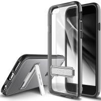 Obliq Naked Shield Kickstand - Etui z podstawką iPhone 6s / iPhone 6 (Black)
